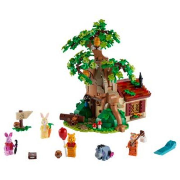 LEGO Ideas Winnie the Pooh Set 21326 på tilbud til 100 kr.