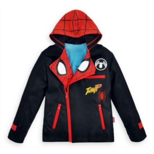 Disney Store Spider-Man Jacket For Kids på tilbud til 25,2 kr.