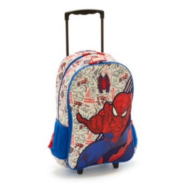 Disney Store Spider-Man Rolling Backpack på tilbud til 32 kr.