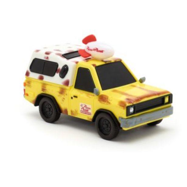 Disney Store Pizza Planet Pullback Car, Toy Story på tilbud til 16,9 kr.
