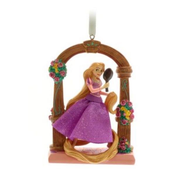 Disney Store Rapunzel Hanging Ornament, Tangled på tilbud til 18 kr.