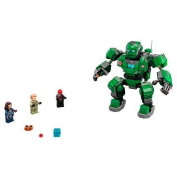 LEGO Marvel Captain Carter & The Hydra Stomper Set 76201 på tilbud til 30 kr.