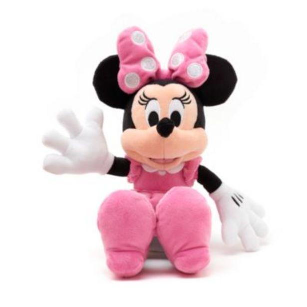 Disney Store Minnie Mouse Small Pink Soft Toy på tilbud til 25,9 kr.