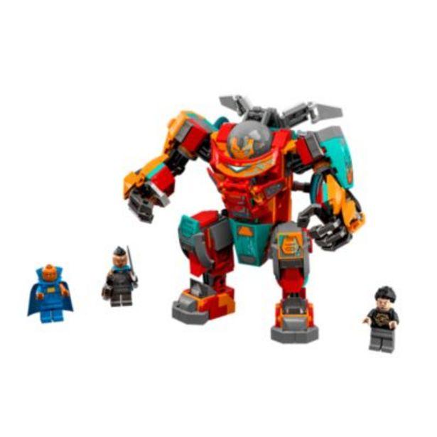 LEGO What If...? Tony Stark's Sakaarian Iron Man Set 76194 på tilbud til 35 kr.