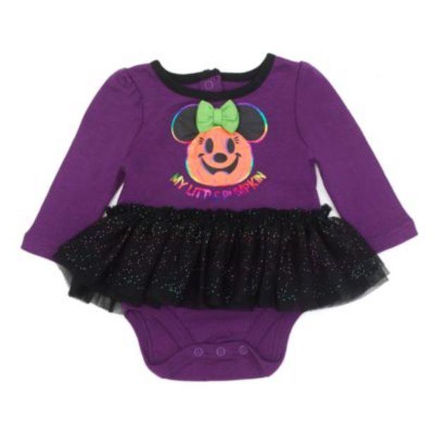 Disney Store Minnie Mouse Halloween Baby Tutu Body Suit på tilbud til 13 kr.