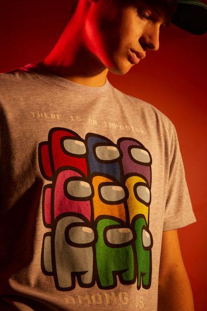 Among Us T-shirt på tilbud til 15,99 kr.