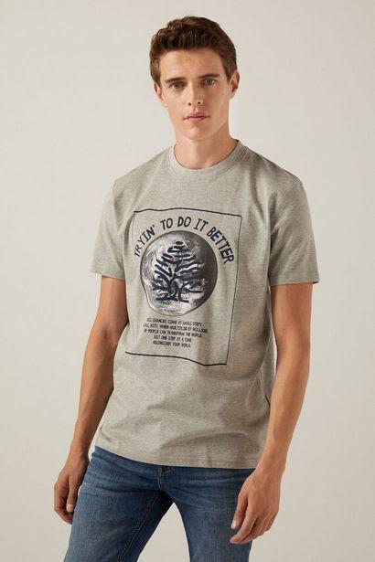 Logo T-shirt på tilbud til 12,99 kr.