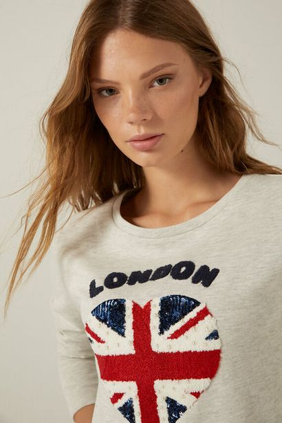 Reconsider London sweatshirt på tilbud til 19,99 kr.