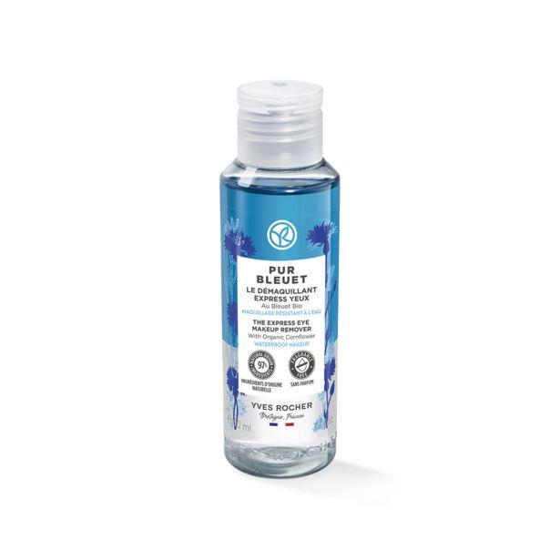Øjenmakeupfjerner, også til vandfast makeup, 100ml på tilbud til 69 kr.