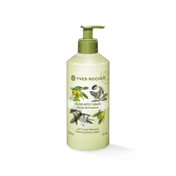 Kropslotion - Blødgørende, oliven, pomerans, 390 ml på tilbud til 69 kr.