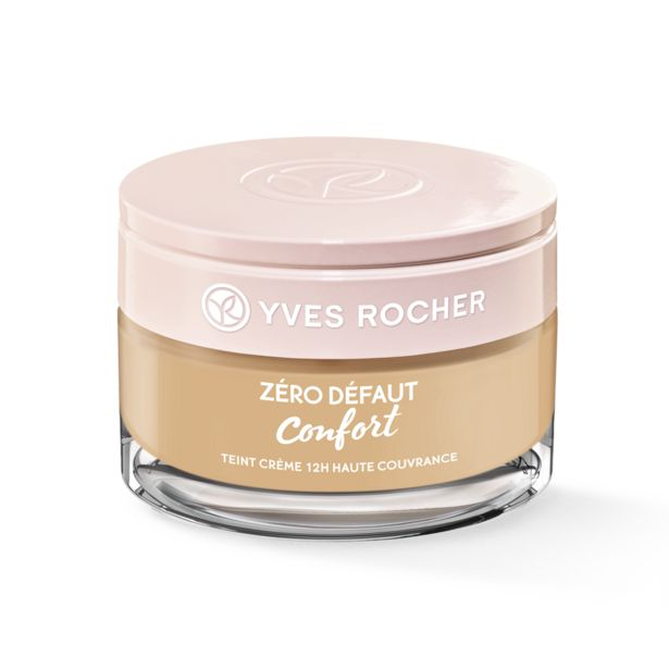 Foundation – nærende til tør hud, olie fra 1000 roser Beige 050 på tilbud til 89 kr.