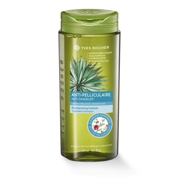 Shampoo – Mod skæl, granatæble, 300 ml på tilbud til 69 kr.