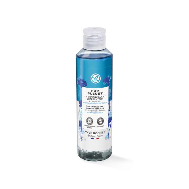 Øjenmakeupfjerner, også til vandfast makeup, 200ml på tilbud til 119 kr.