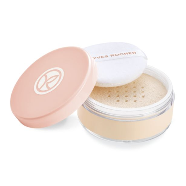 Løst pudder – matterende, fikserer makeup på tilbud til 89 kr.