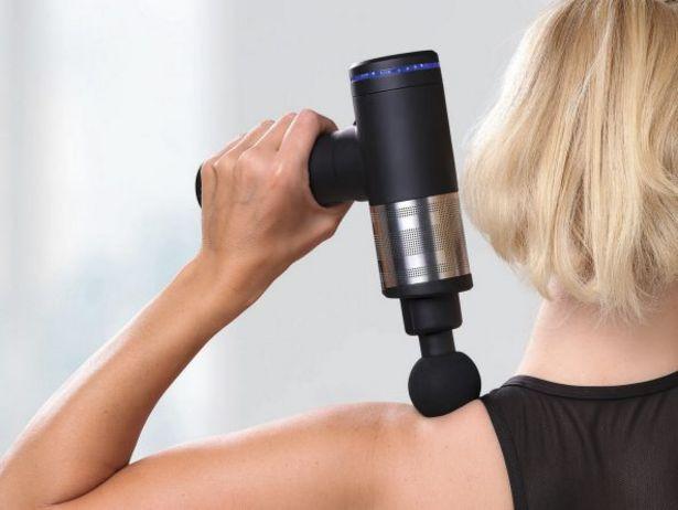Fitness massagepistol på tilbud til 449 kr.