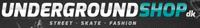 Logo Underground shop