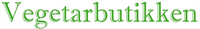 Logo Vegetarbutikken