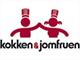 Logo Kokken & Jomfruen