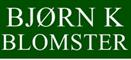 Logo Bjørn K Blomster