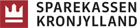 Logo Sparekassen Kronjylland